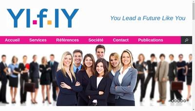 Site internet de Ylfly