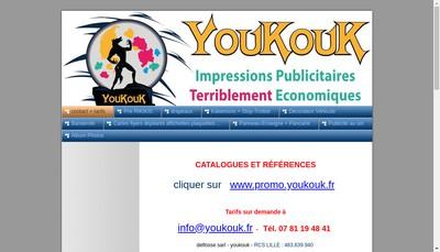 Site internet de Youkouk