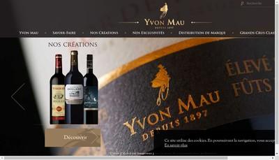 Site internet de Bordeaux Discount