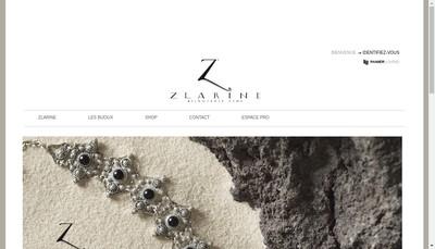 Site internet de Zlarine
