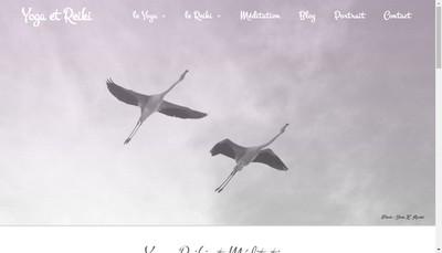 Site internet de Delia Curro