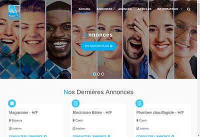 Site internet de Aderim Rouen