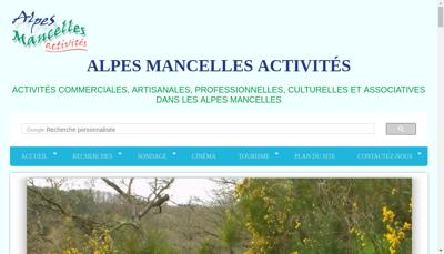 Capture d'écran du site de Web-Open.fr