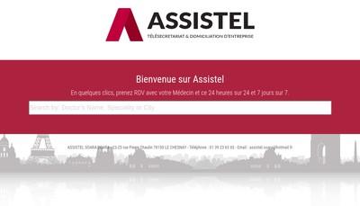Site internet de Assistel