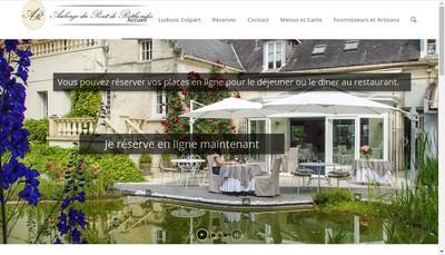 Site internet de SARL Auberge du Pont de Rethondes