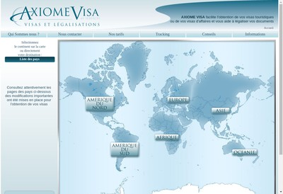 Site internet de 4V Chine 4V S Chine 4V Visa Chine