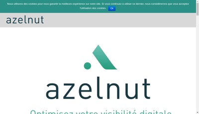 Site internet de Azelnut