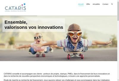 Site internet de Cataris