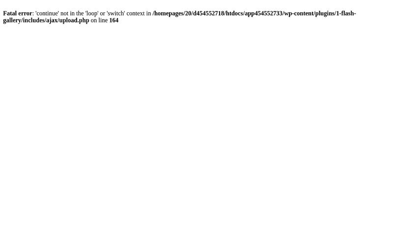 Capture d'écran du site de Cemsas