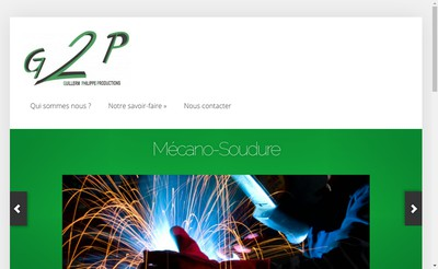 Site internet de G2P