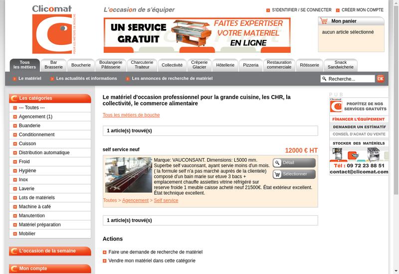 Capture d'écran du site de Global Local Consulting Company
