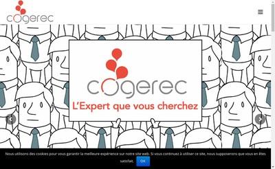 Site internet de Cogerec