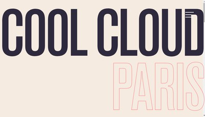 Site internet de Cool Cloud Paris