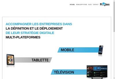 Site internet de Dactyle