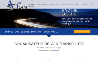 Capture d'écran du site de David Telecom