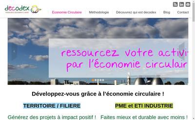Site internet de Decodex