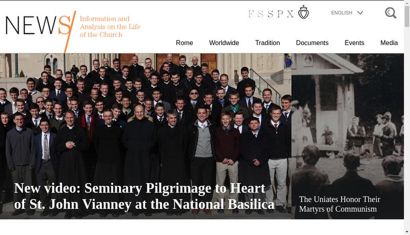 Capture d'écran du site de DICI