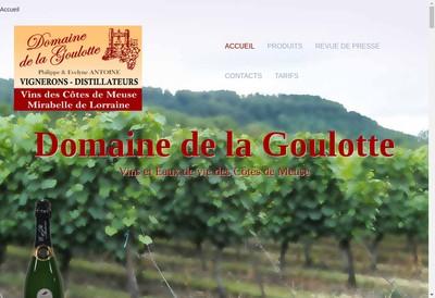 Site internet de Evelyne et Philippe Antoine