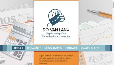Site internet de Jeremie do van Lanh