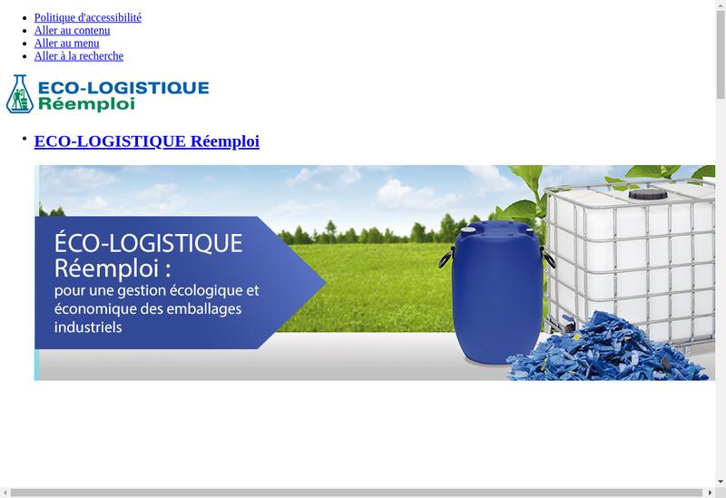 Capture d'écran du site de Saraya Europe