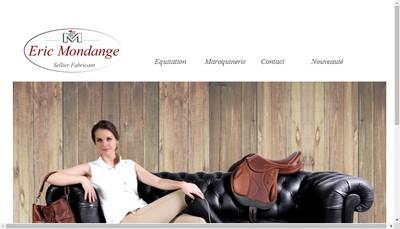 Site internet de Le Sellier Francais