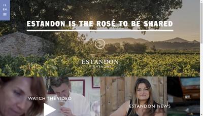 Site internet de Le Cercle Vignerons St Louis Uvivar