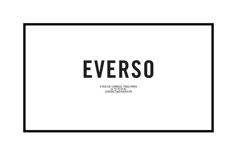 Capture d'écran du site de Everso