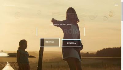 Site internet de Filmarium Production