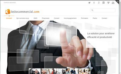 Site internet de Stratplan SAS