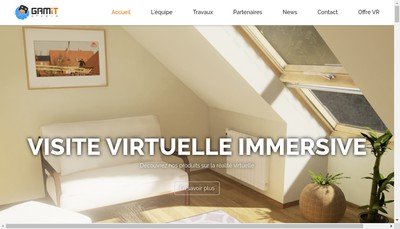 Site internet de Gamit