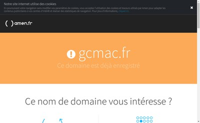 Site internet de Gc Mac