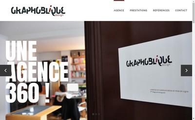 Site internet de Graphoblique
