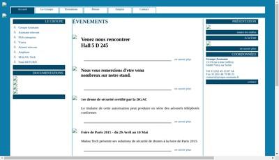Site internet de Assmann Electricite Distribution - Ruptur Elec Distribution