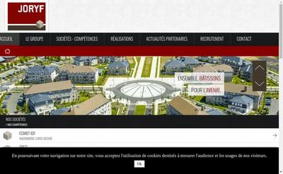 Site internet de Itb 77