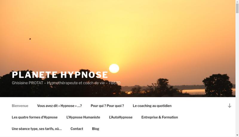 Capture d'écran du site de Hippocampe Rh Formation