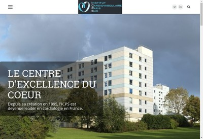 Site internet de Dr Hakim Benamer - ICPS
