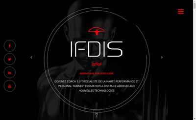 Site internet de IFDIS