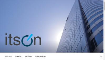 Site internet de Itson