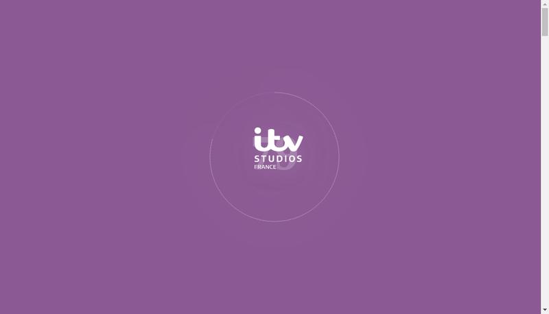 Site internet de Itv Studios France (Holdings) SAS