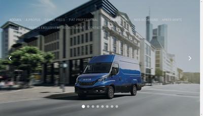Site internet de Iveco