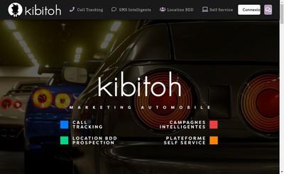 Site internet de Kibitoh