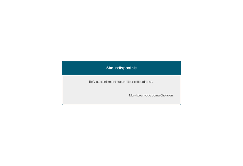 Capture d'écran du site de Kuthe SAS