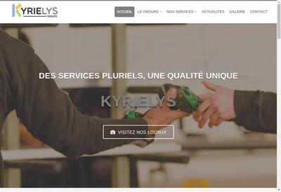 Site internet de Kyrielys Batiment