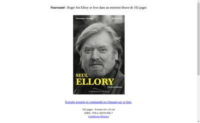 Site internet de La Maison du Moulin Editions