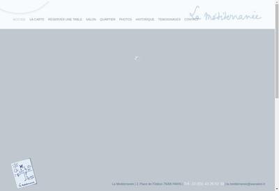 Site internet de Sandwicherie - Point Chaud