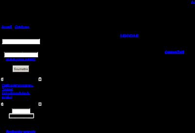 Capture d'écran du site de La Perche Diffusion