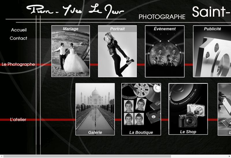 Capture d'écran du site de Lemeur