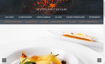 Site internet de Le Puits Saint Jacques