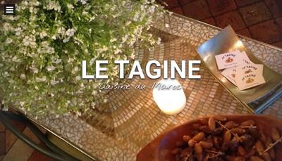 Site internet de Restaurant le Tagine