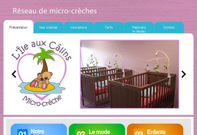 Capture d'écran du site de Location Manutention Grutage
